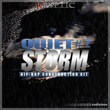 Kryptic Quiet Storm 2 WAV MiDi