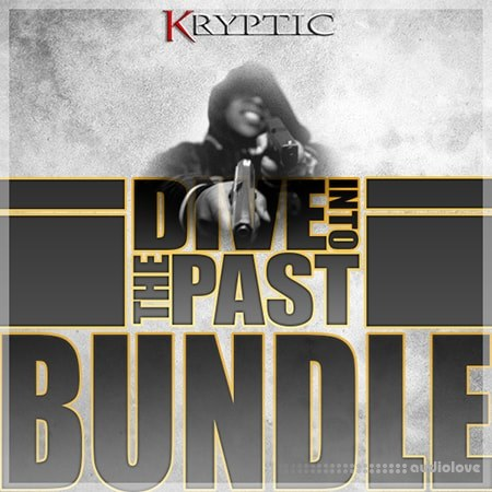 Kryptic Dive Into The Past Bundle Vol.1-3 WAV MiDi ReFill