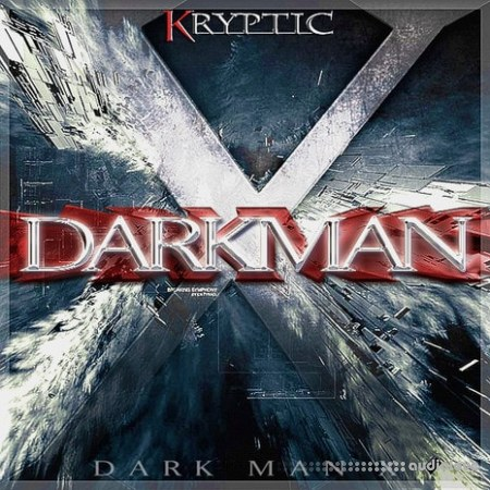 Kryptic Dark Man X WAV MiDi ReFill
