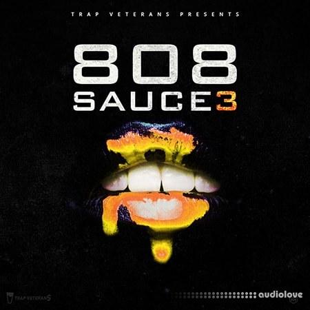Trap Veterans 808 Sauce 3 WAV MiDi
