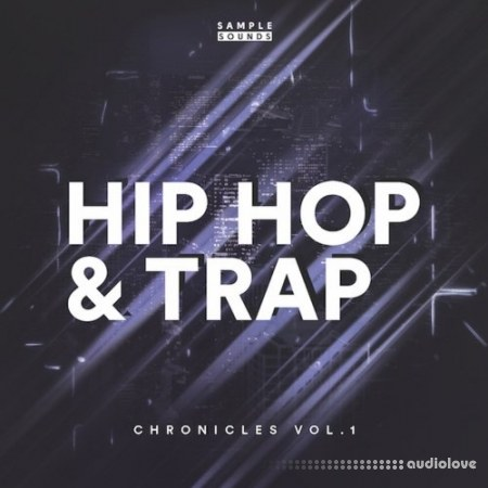 Sample Sounds Trap And Hip Hop Chronicles Vol.1 WAV