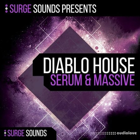 Surge Sounds Diablo House Synth Presets