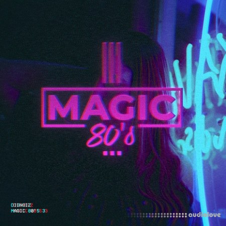 Diginoiz Magic 80s 3 WAV