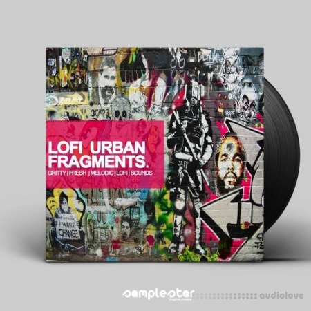Samplestar Lo-Fi Urban Fragments WAV