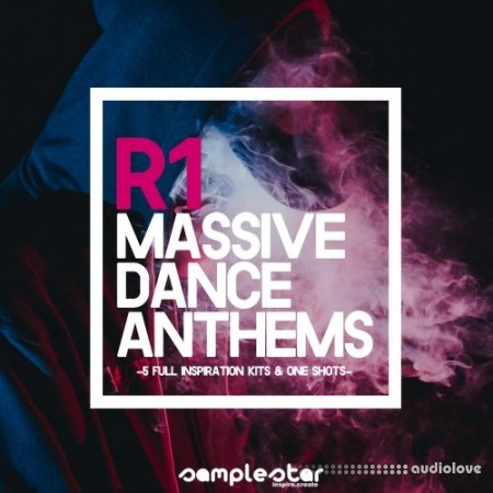 Samplestar R1 Massive Dance Anthems WAV MiDi