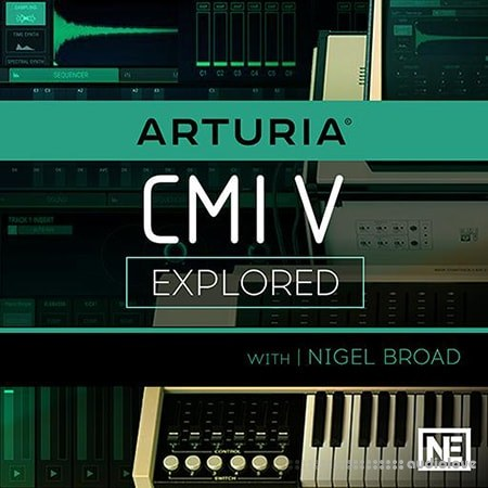 Ask Video ARTURIA V 104 CMI V Explored TUTORiAL