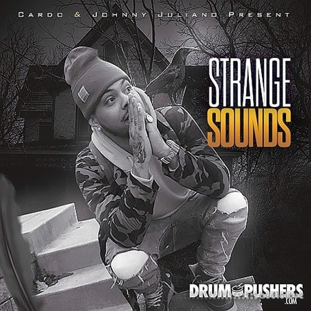 Strange Sounds Drum Kit Cardo and Johnny Juliano WAV