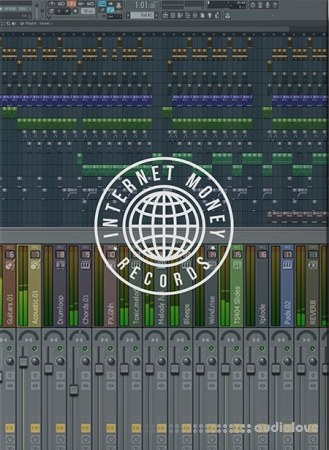 WavSupply The Official Internet Money Mixing and Mastering Course for FL Studio 2018 (Includes Videos + FLP) TUTORiAL DAW Templates
