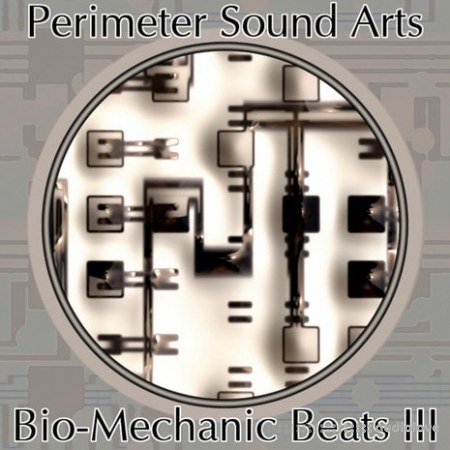 Perimeter Sound Arts Bio-Mechanic Beats III ACiD WAV REX AiFF