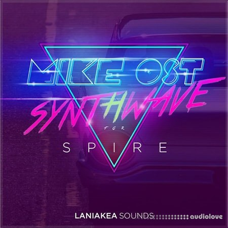 Laniakea Sounds Mike Ost Synthwave Synth Presets DAW Templates