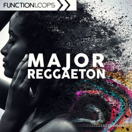 Function Loops Major Reggaeton WAV MiDi