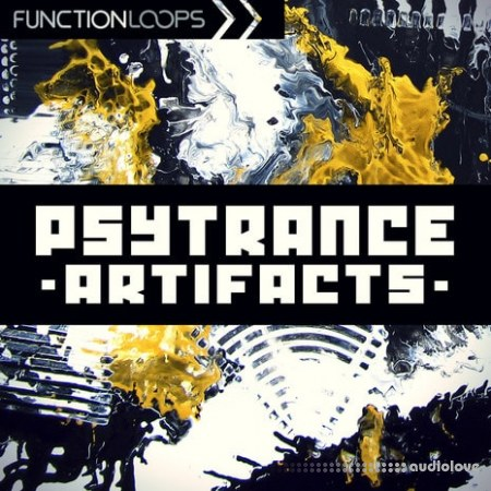 Function Loops Psytrance Artifacts WAV MiDi