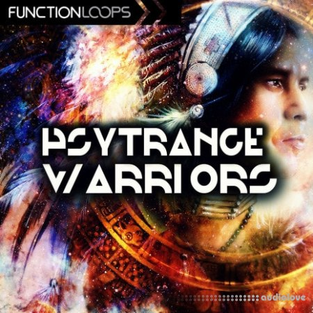 Function Loops Psytrance Warriors WAV