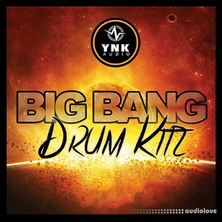 YnK Audio Big Bang Drum Kitz WAV