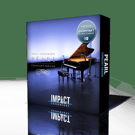 Impact Soundworks PEARL Concert Grand KONTAKT