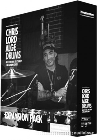 Steven Slate Drums 4 Chris Lord Alge Expansion SSD4
