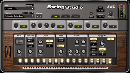Applied Acoustics Systems String Studio VS-2 v2.1.2 WiN MacOSX