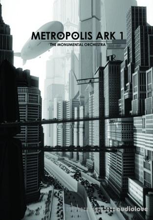 Orchestral Tools METROPOLIS ARK 1 The Monumental Orchestra v1.1 KONTAKT