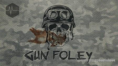 Triune Store Gun Foley SFX WAV
