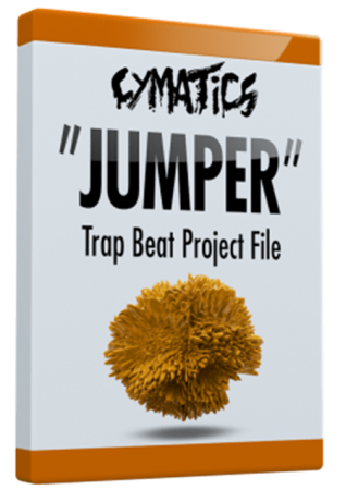 Cymatics Jumper Trap Beat Project File DAW Templates