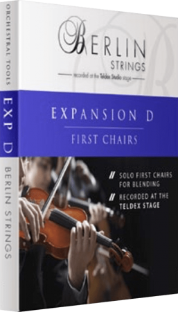 Orchestral Tools Berlin Strings EXP D First Chairs KONTAKT
