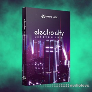Sample Logic Loop Session Series Electro City