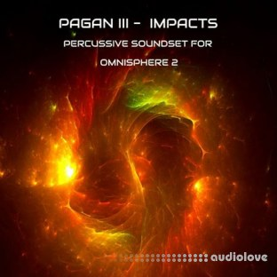 Triple Spiral Audio Pagan III Impacts