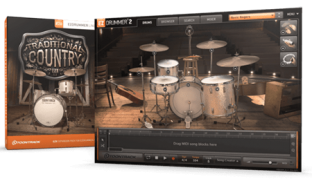 Toontrack EZX2 Traditional Country