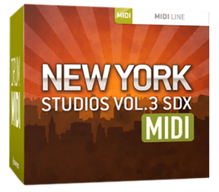 Toontrack New York Studios Vol.3