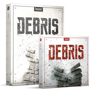 Boom Library Debris Bundle