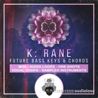 GHST PRJKT K-RANE Future Bass Keys And Chords