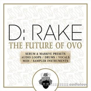 GHST PRJKT D-RAKE The Future Of OVO