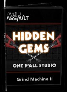 Audio-Assault Hidden Gems Amp Pack