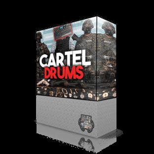 DrumKitsupply Cartel Drums and Sample Pack