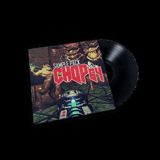 DrumKitsupply Chop 64 Sample Pack