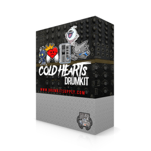 DrumKitsupply Cold Hearts Sample Pack