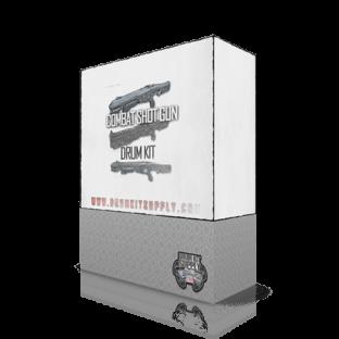 DrumKitsupply Combat Shotgun Drum Kit