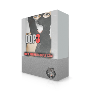 DrumKitsupply Dope 3 Drum Kit and Sample Pack