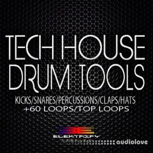 Elektrify Samples Tech House Drum Tools