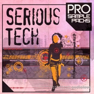 Pro Sample Packs Serious Tech