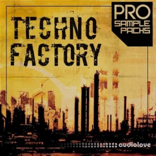 Pro Sample Packs Techno Factory
