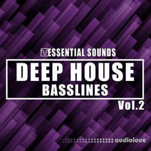 Essential Sounds Deep House Basslines Vol.2