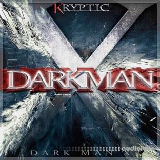 Kryptic Dark Man X