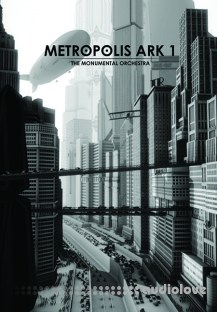 Orchestral Tools METROPOLIS ARK 1 The Monumental Orchestra