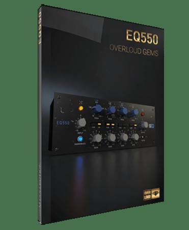 Overloud Gem EQ550 v1.0.0 WiN MacOSX