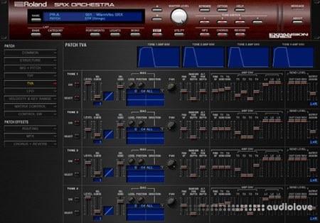 Roland VS SRX ORCHESTRA v1.0.1 WiN