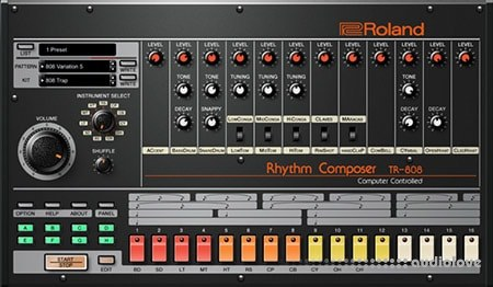 Roland VS TR-808 WiN