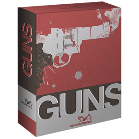 Samplesourcer Guns WAV
