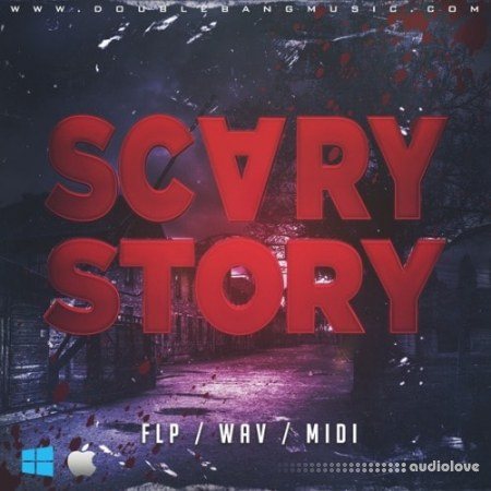 Double Bang Music Scary Story WAV MiDi DAW Templates