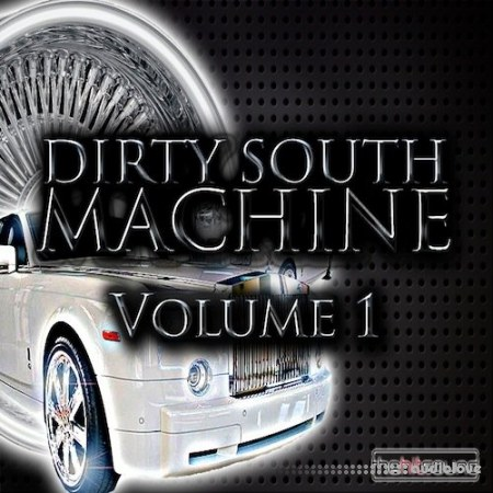 The Hit Sound Dirty South Machine Vol.1 WAV REX AiFF